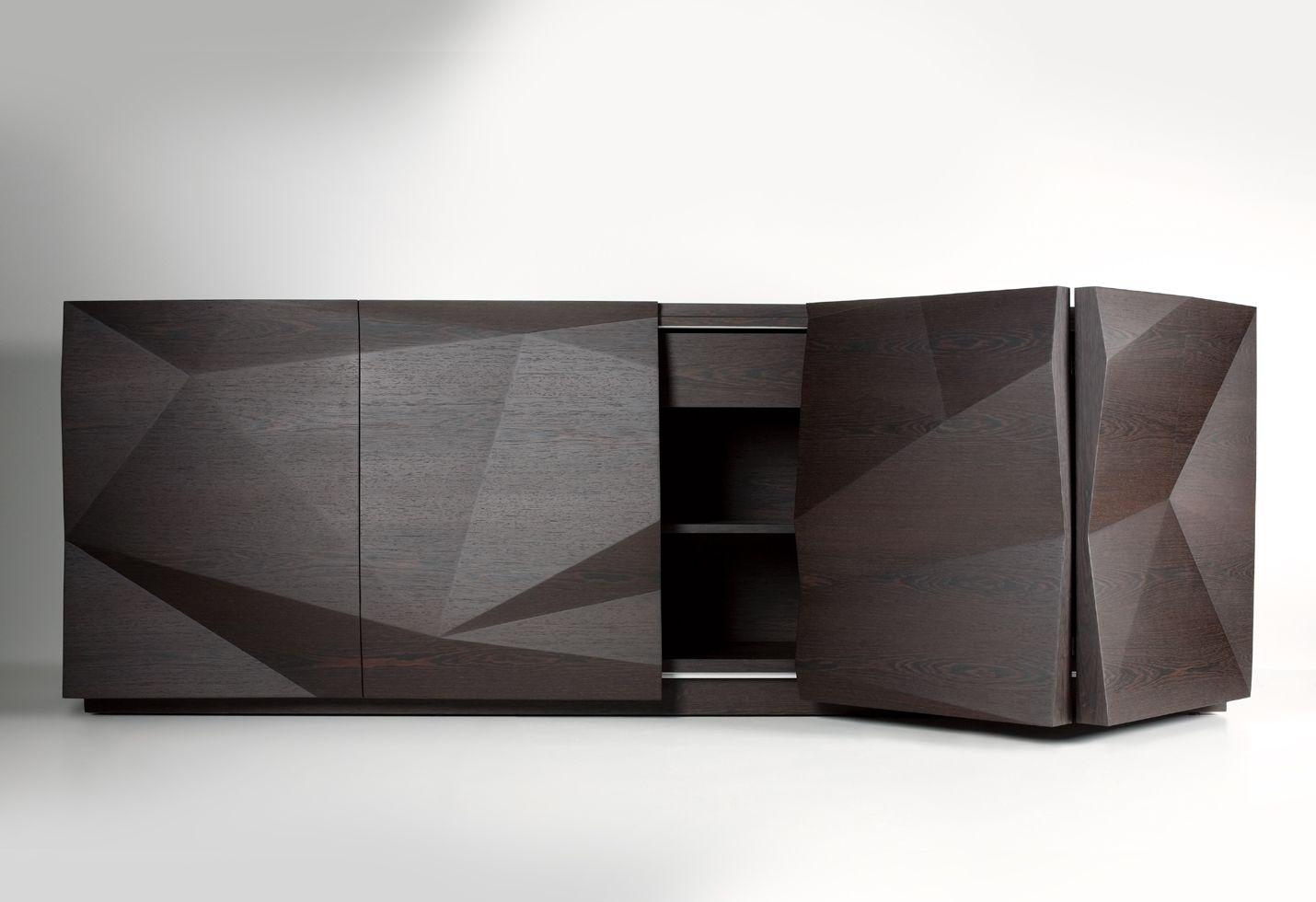 Crash Sideboard Design Ferruccio Laviani Www Emmemobili It  # Muebles Vazquez Atrezzo