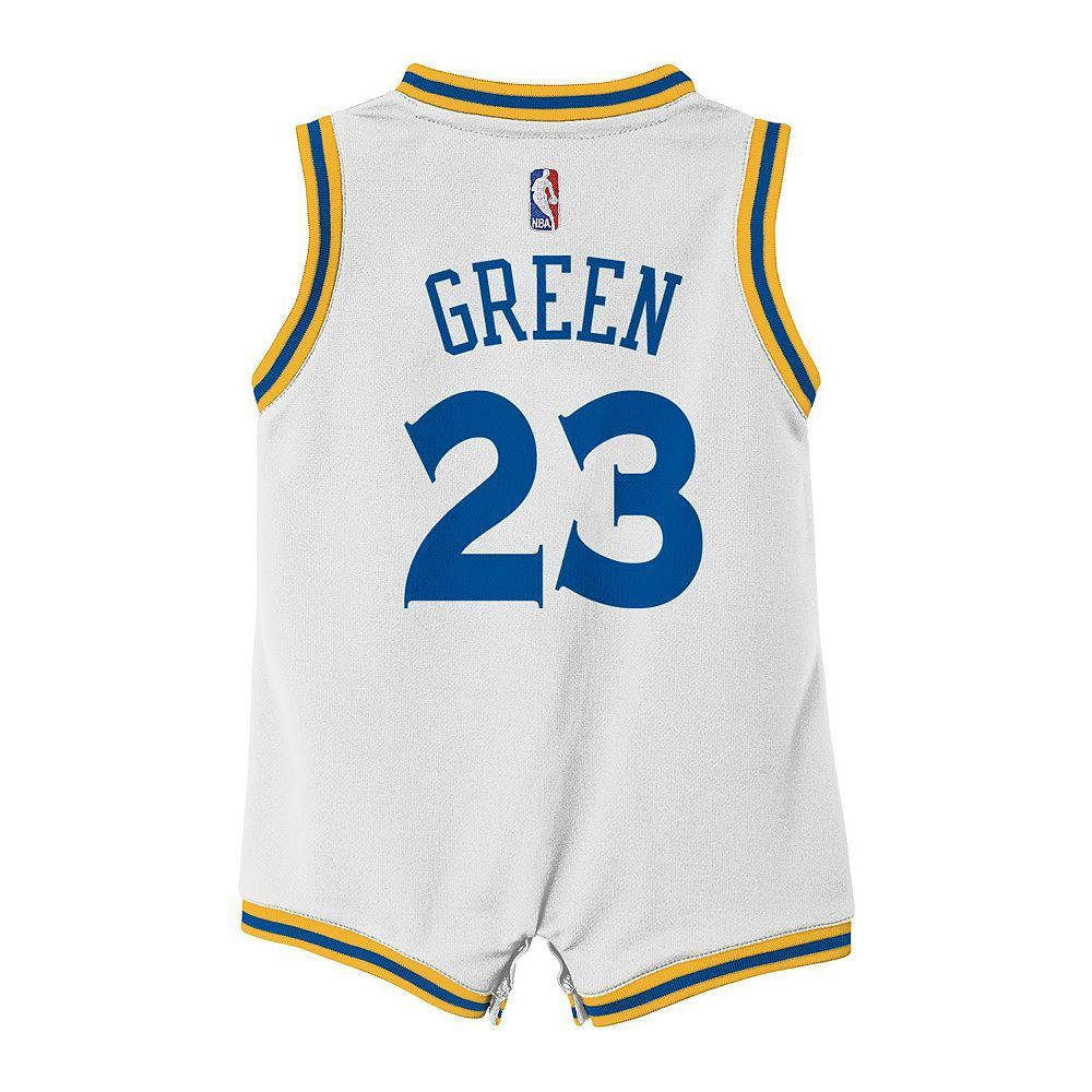 the latest fc2a2 35928 Baby adidas Golden State Warriors Draymond Green Jersey ...