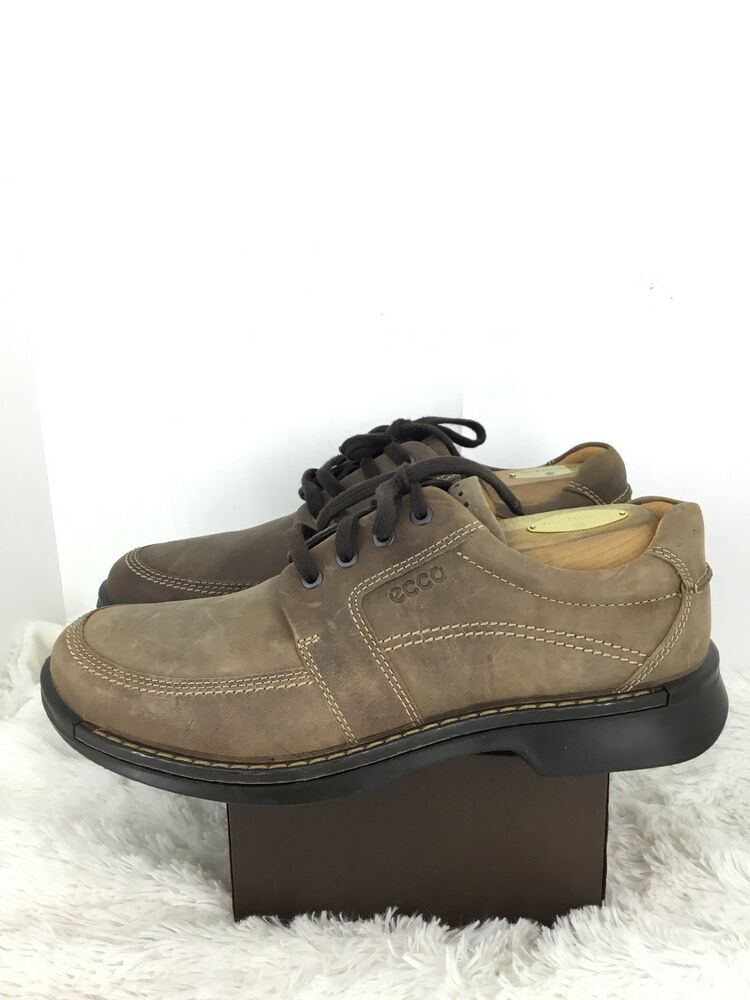 3e6f99ab8d Ecco Mens Leather Lace Up Shoe: Size 43: Brown ?? #fashion #clothing ...