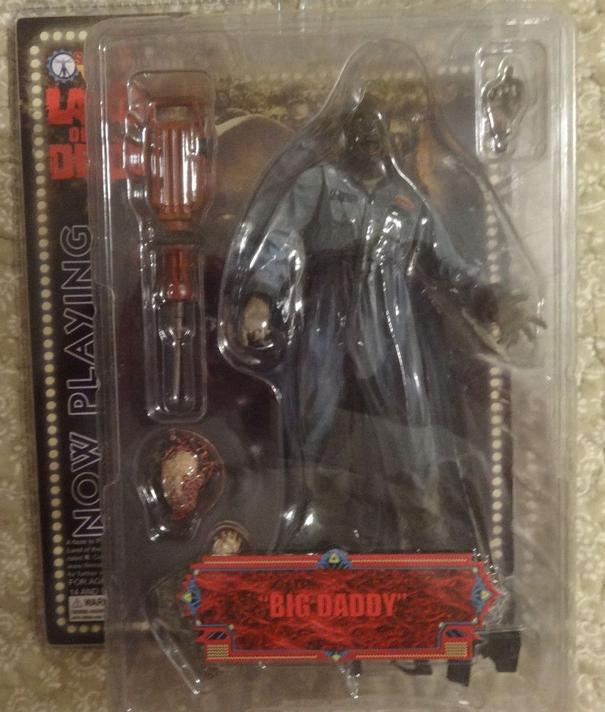 Sota Toys Land of The Dead Big Daddy Action Figure #SOTAToys