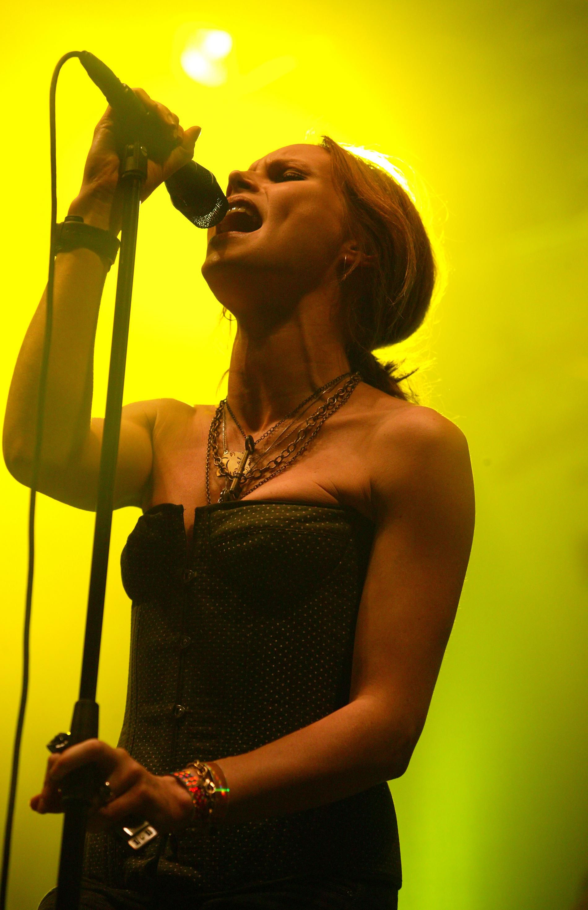 Nina Persson, The Cardigans, Peace And Love 2006 FIGJAM