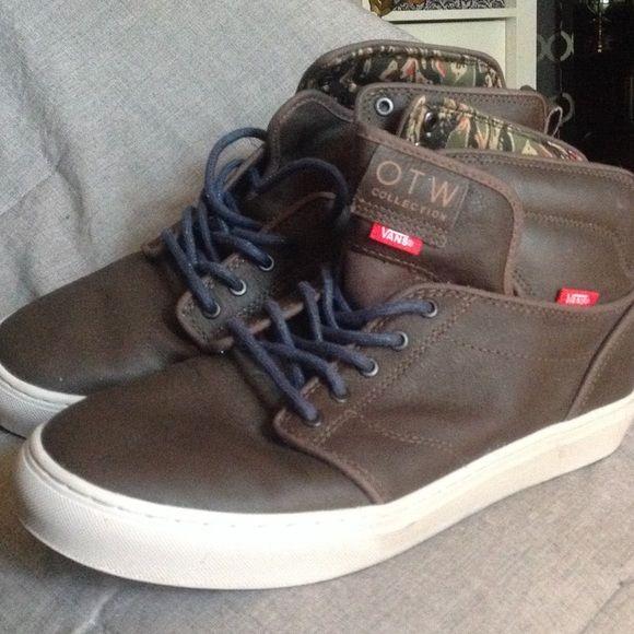 Vans OTW COLLECTION high top sneakers