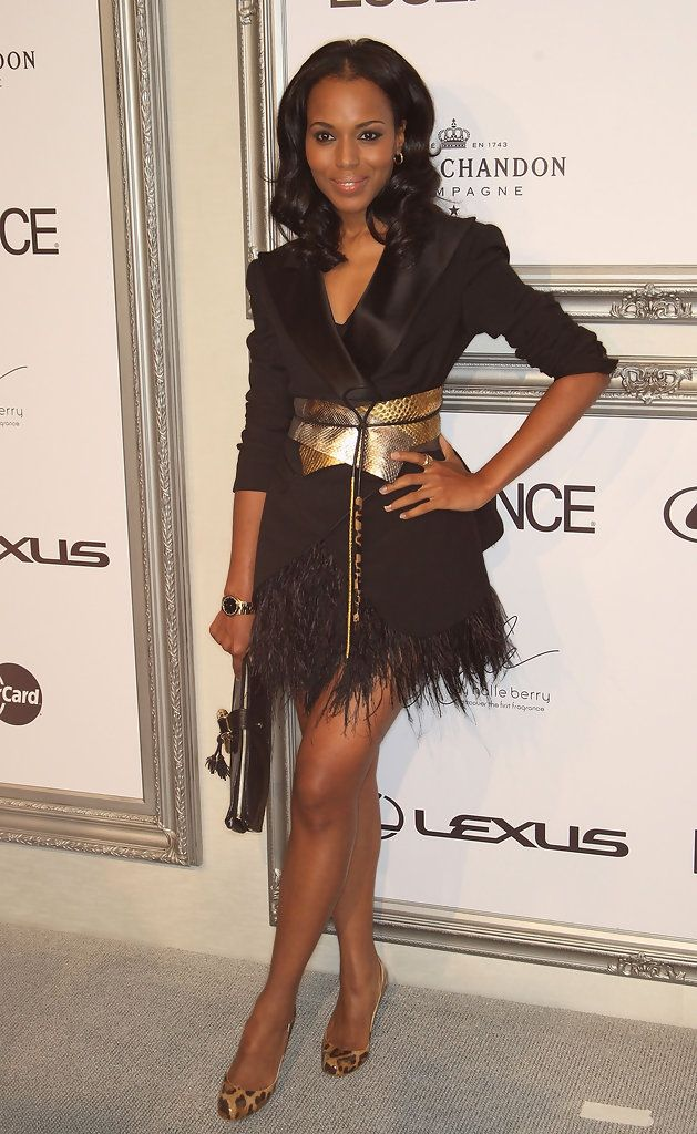 Kerry Washington Photo - 2nd Annual ESSENCE Black Women In Hollywood Luncheon (2009)