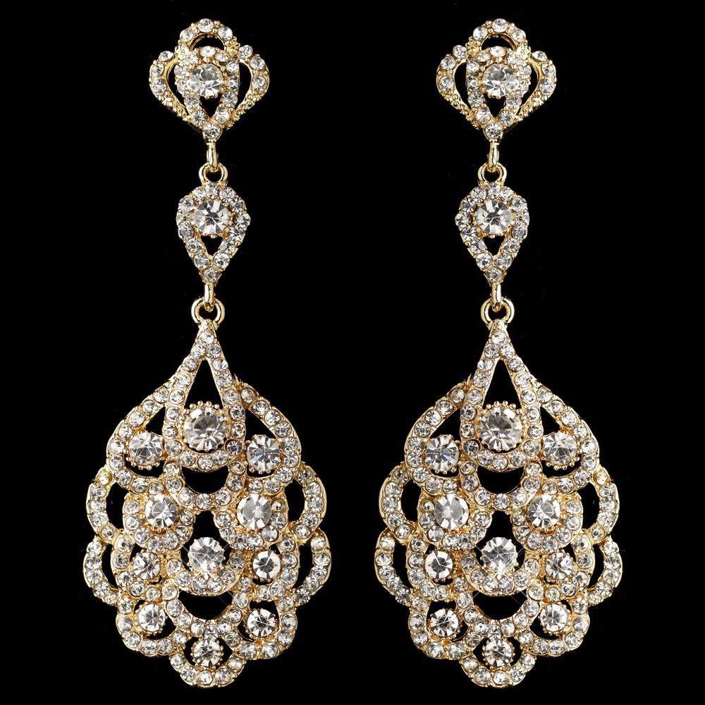 21+ Wedding drop earrings vintage ideas in 2021