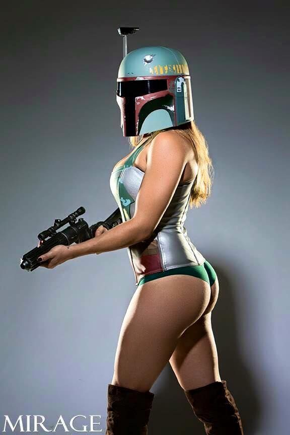 star wars girls topless