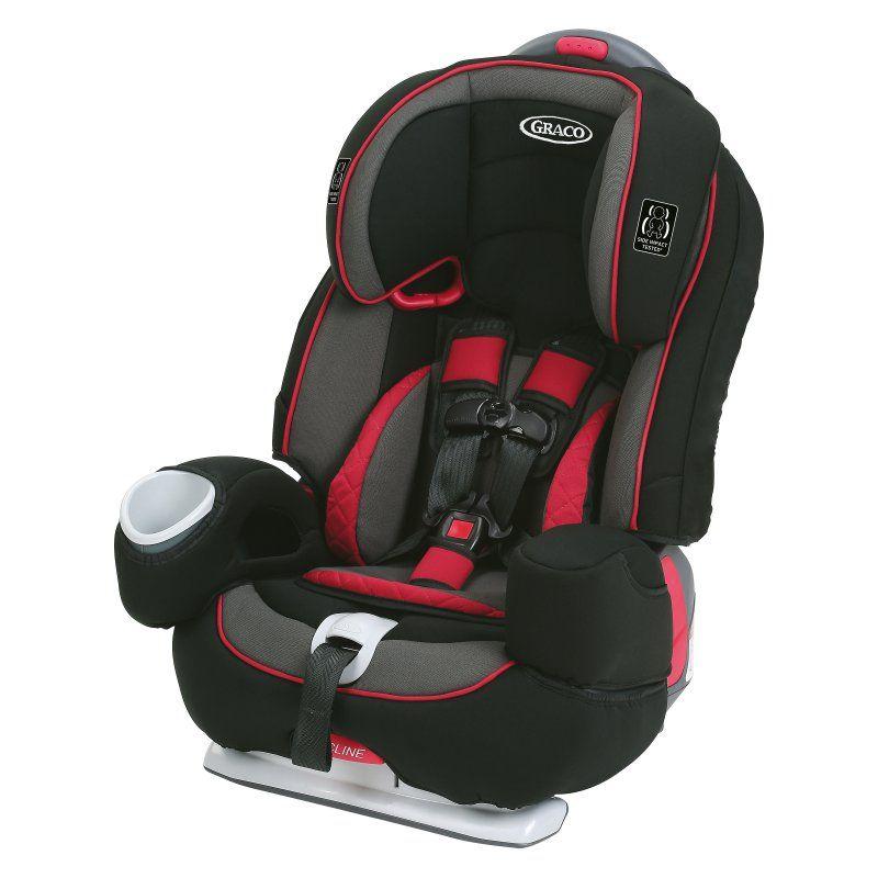 Graco Nautilus 80 Elite 3 In 1 Harness Booster Car Seat Chili Red 1964110 Car Seats Booster Car Seat Best Baby Car Seats