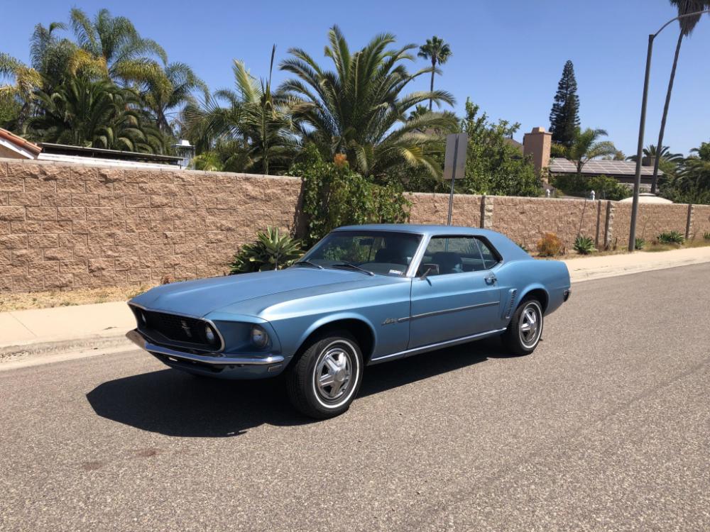 1969 Ford Mustang Mustang Ford Mustang Y Ford