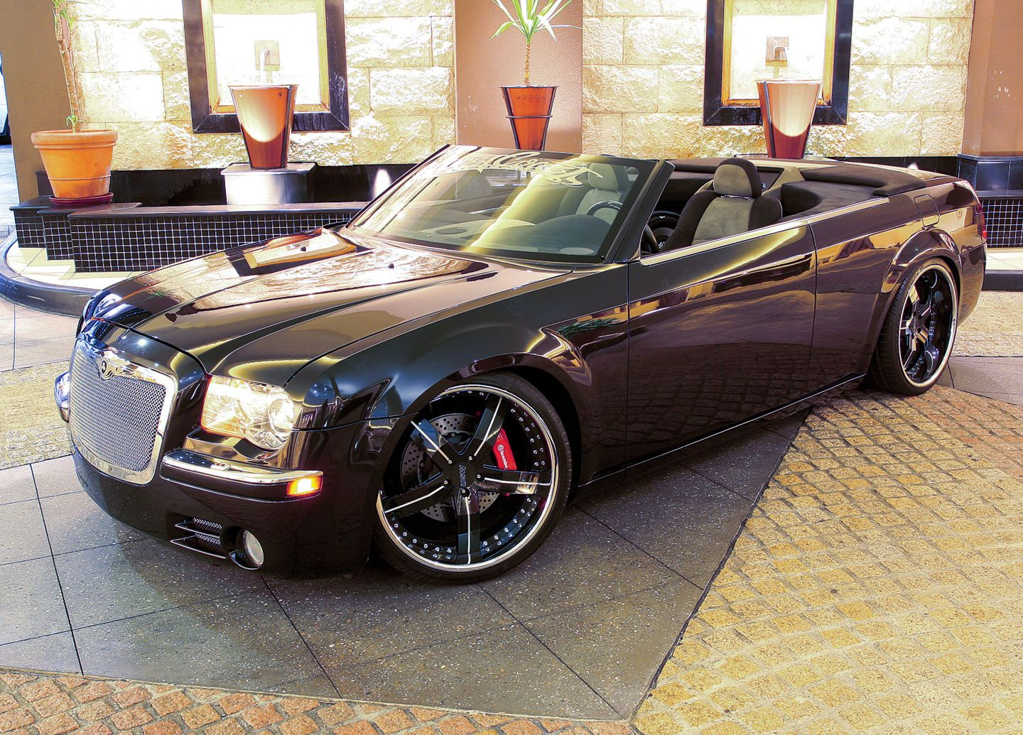 Chrysler 300 With Images Chrysler 300 Convertible Chrysler