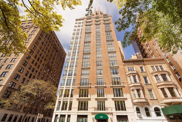 A New Home Is Up For Sale 353 Central Park West New York Ny Central Park New York Park