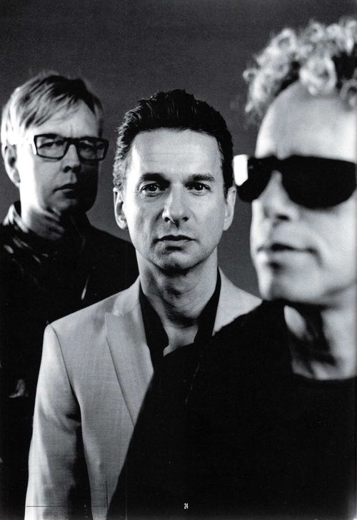 Devoted Forever Band Photoshoot Depeche Mode Band Photography