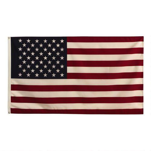 3 X 5 Vintage U S Flag Christmas Tree Shop Tree Shop Furniture Gifts