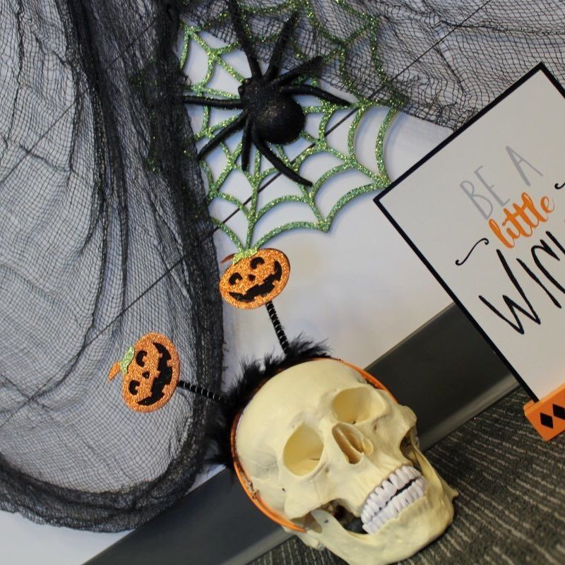 35+ Halloween Decoration For Your Work Place Pinterest Strong - halloween office decorating ideas