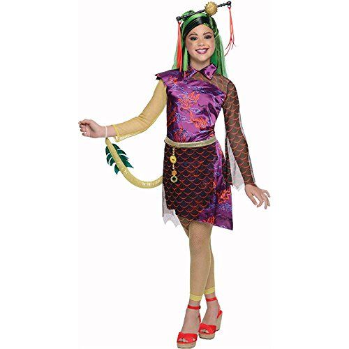 Halloween Costumes for Girls---Monster High Jinafire Long Kids - halloween costumes for girls ideas