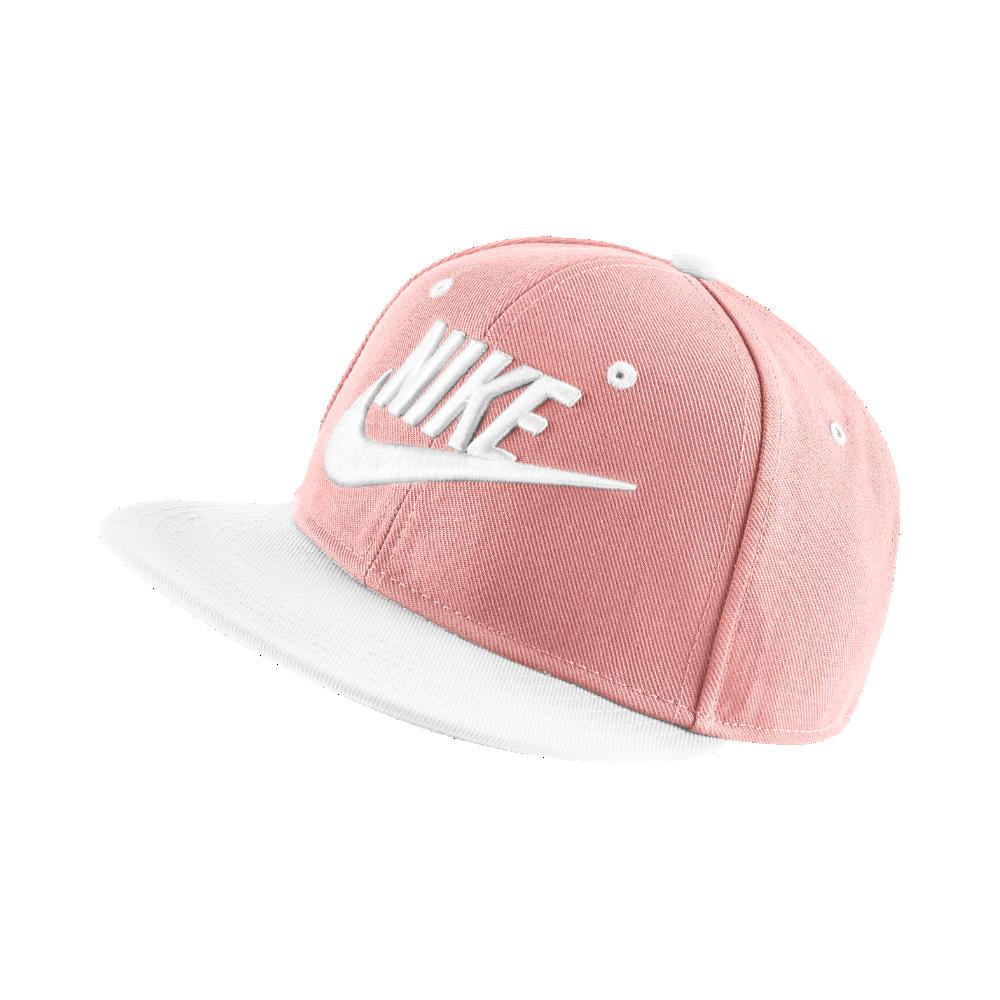 cd3a425eb6756 Nike Futura True Kids  Adjustable Hat (Pink) - Clearance Sale ...