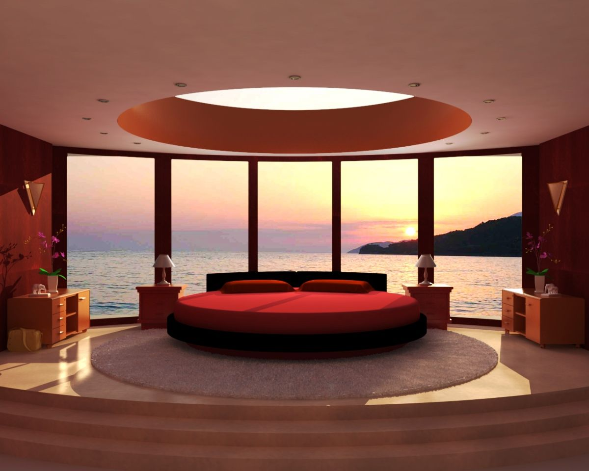 17 Best Images About Red Bedroom On Pinterest