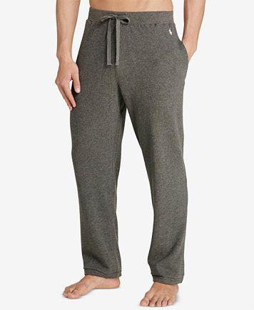 7cd0af77dede Polo Ralph Lauren Men s Waffle-Knit Thermal Pajama Pants