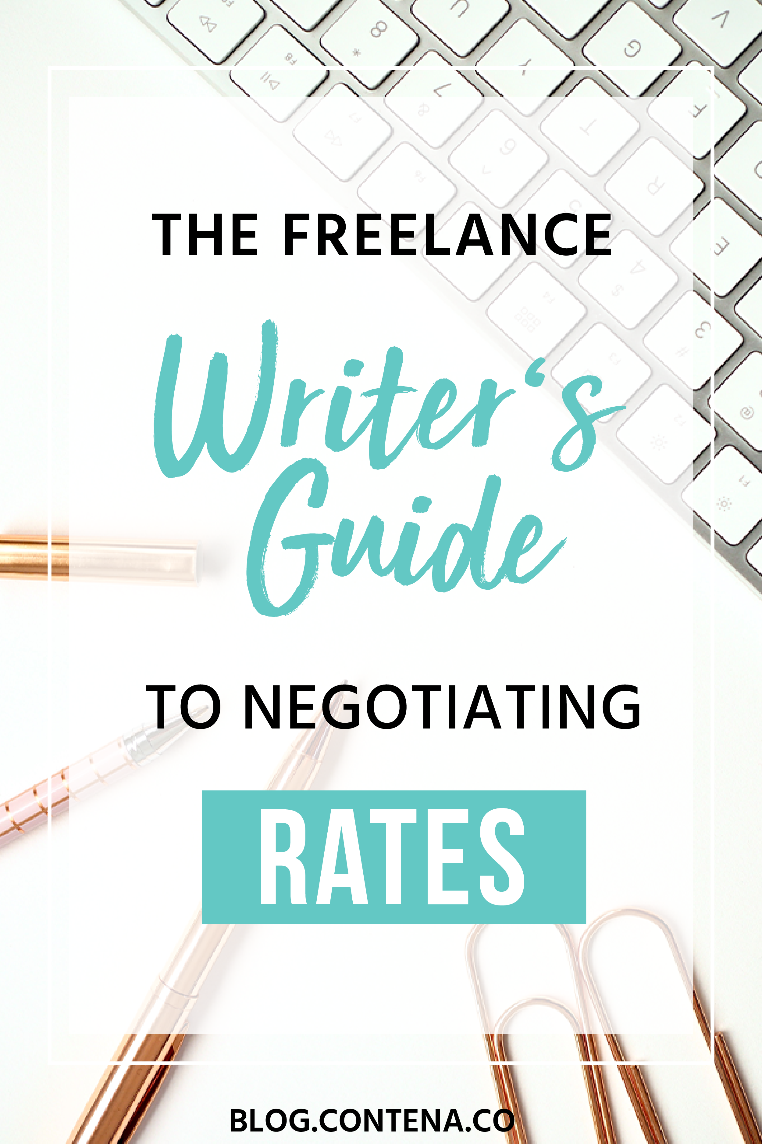 Writing services rates