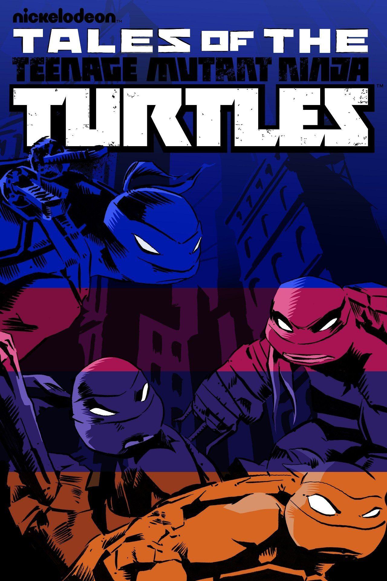 Nickelodeon's 'Tales of the Teenage Mutant Ninja Turtles' Returns March 19
