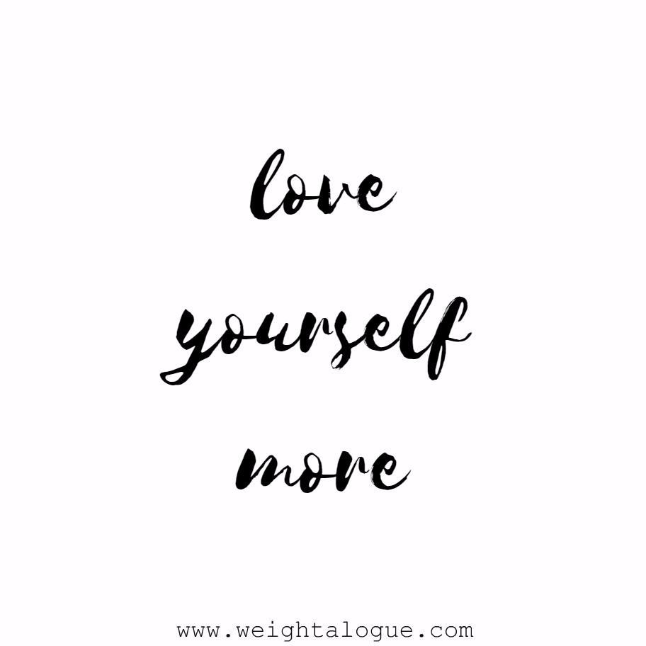 Love Yourself More Fitness Quotes 3 Word Quotes Fitness Quotes