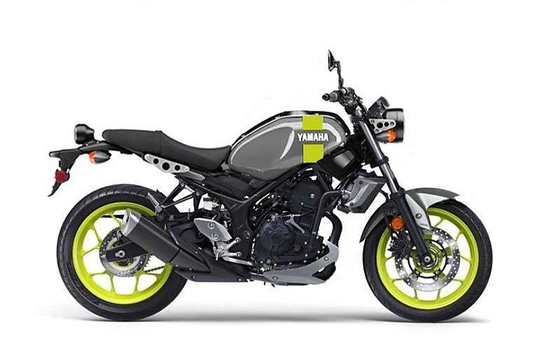 Kerennya Yamaha Mt25 Saat Berubah Menjadi Xsr250 Bikin Mupeng