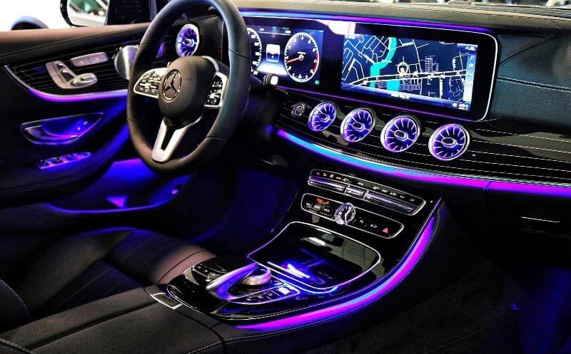 2019 Mercedes Benz E Class Interior With Images Mercedes Benz