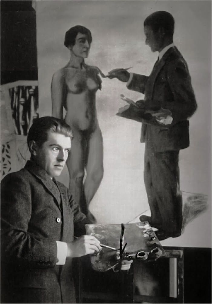 Magritte Attempting the Impossible