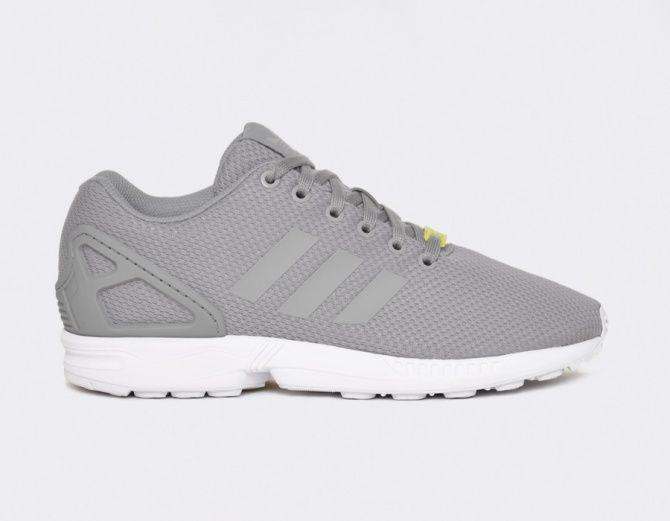 adidas ZX Flux Grey #sneakers | Le modèle adidas ZX FLUX est