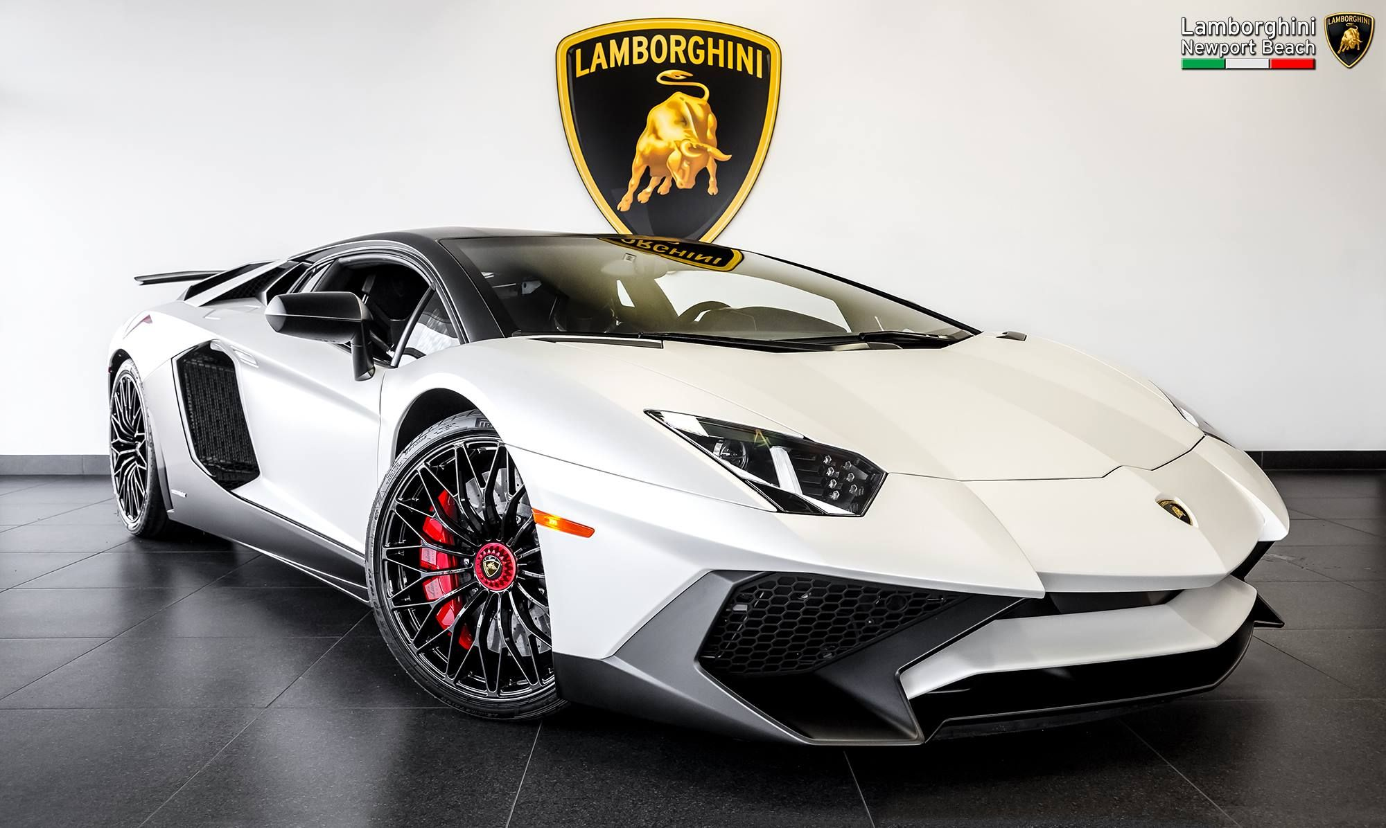 Ad Personam Lamborghini Aventador Sv Has Matte Carbon Roof
