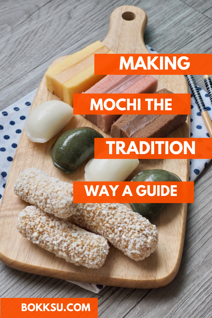 How Is Mochi Made? Traditional and Modern MochiMaking