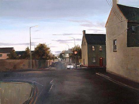Evening Lights by Eugene Conway   Irish art, Contemporary ...