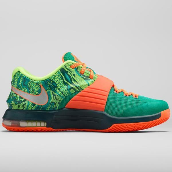 49ab48ec3f68 Nike News - KD7 Weatherman Shoe Brings Heat to the Forecast