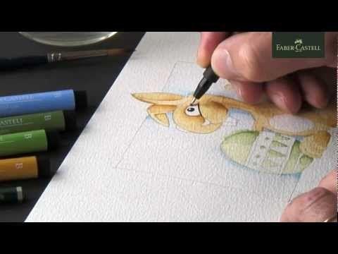 Markers Watercolor Aquarelle Avec Feutres Aguarela Com