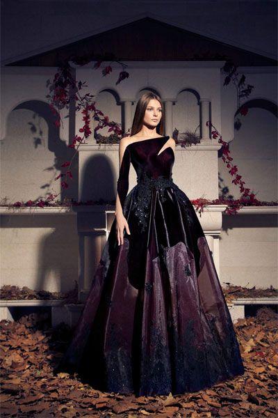 فساتين سهرة فخمة لموسم الخريف والشتاء من توقيع طارق سنو Beautiful Evening Gowns Evening Dresses Elegant Beautiful Evening Dresses