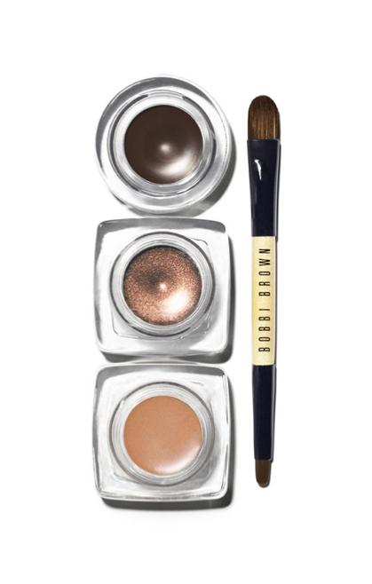 Bobbi Brown Limited Edition Long-Wear Eye Trio 'Chocolates'