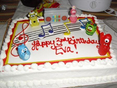 yo gabba birthday cake Dylans 1st bday Pinterest Yo gabba