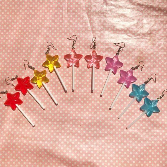 Kitsch Jewelry,Lolita Style Choker Donut Charm Choker Pink Satin Choker Pink Choker Necklace Food Jewelry Donut Necklace Donut Choker