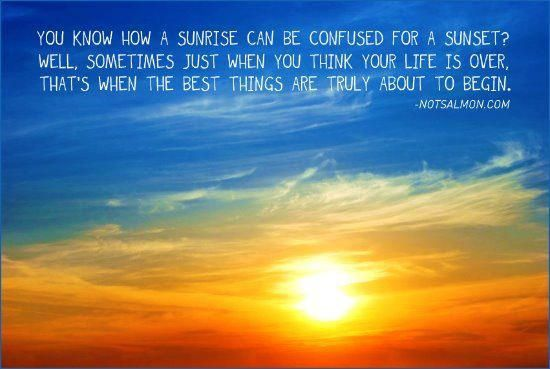 Sunrise And Sunset Quotes QuotesGram Quotes
