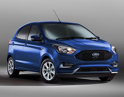 Check Out New Work On My Behance Portfolio All New Ford Ka