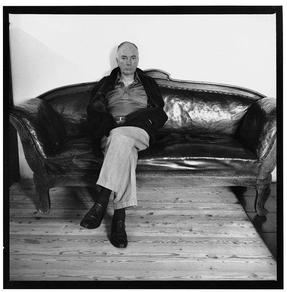 Thomas bernhard marc trivier 50 x 50 cm black white photography
