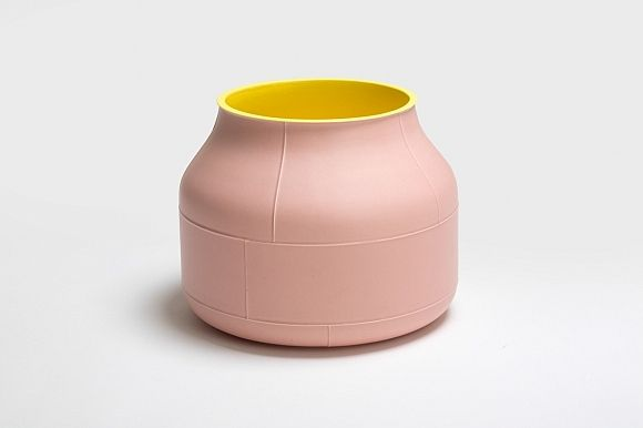 Ceramic Centerpieces by Benjamin Hubert for Bitossi