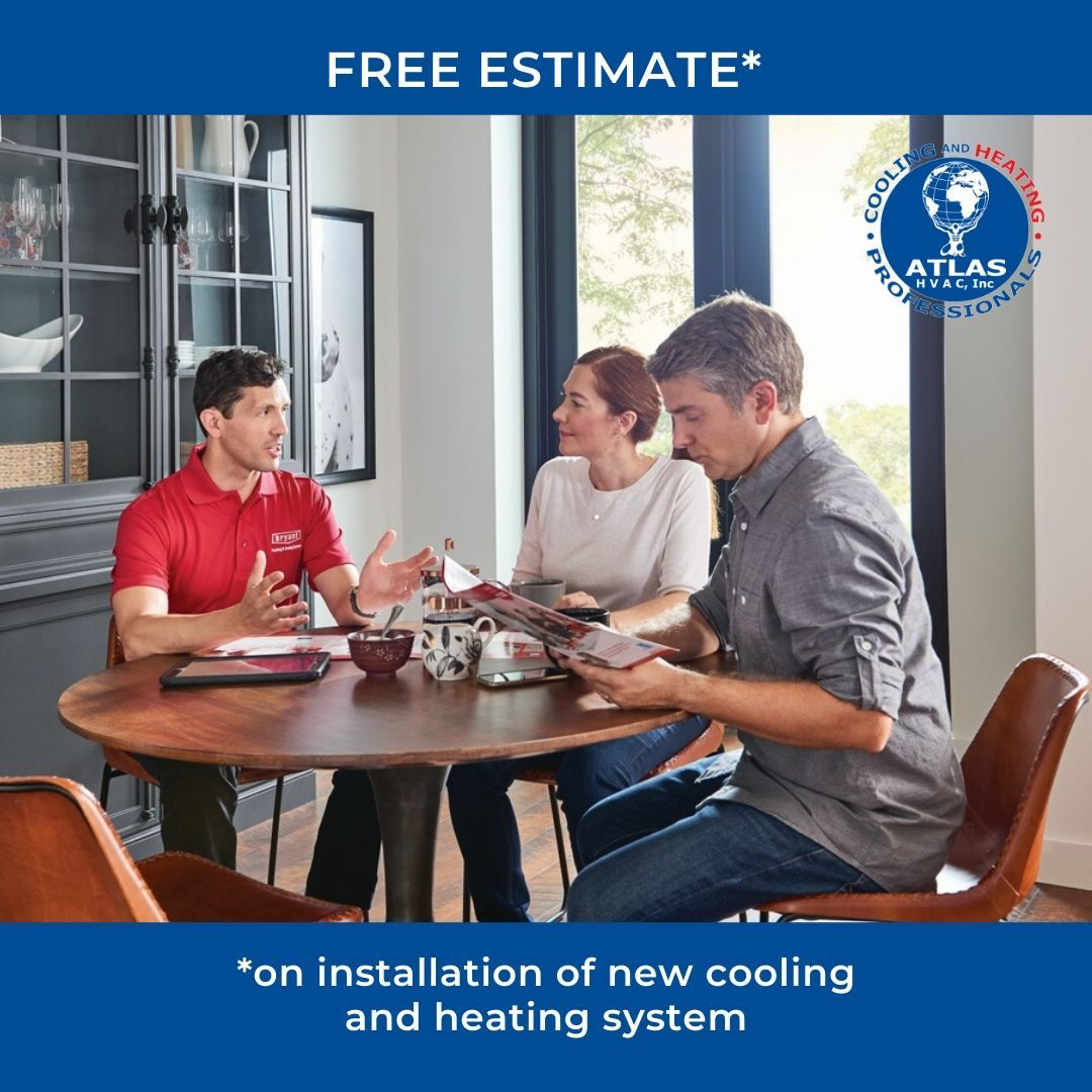 Atlas Hvac Inc Offers Simple Efficient And Affordable Cooling