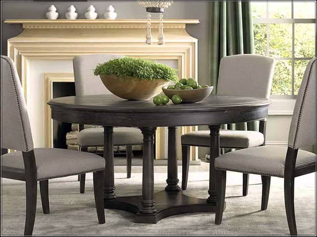 Beautiful Wayfair Kitchen Table Sets  Round wood dining table