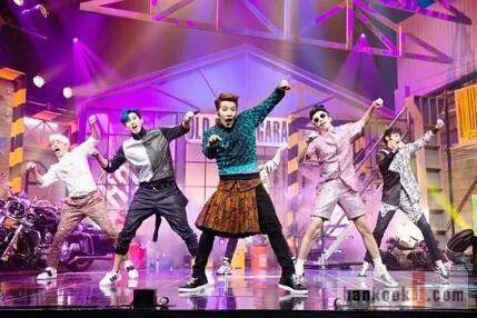 2PM Comeback stage on MCountdown 09.11.2014   Concert ...  2pm 2014 Comeback