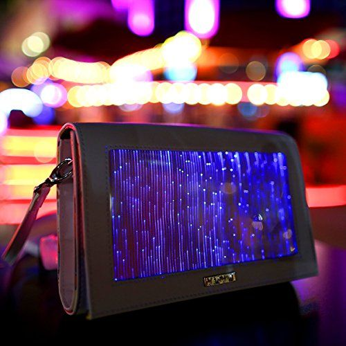 Glowing Heart Corssbody Bag Fiber Optic Burning Man Raves Parties Clubwear Accessories YOUR MIND YOUR WORLD http://www.amazon.com/dp/B00ZB67NMQ/ref=cm_sw_r_pi_dp_3HCFwb1Q6J1F6