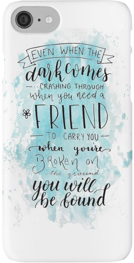 Musical Theatre Quotes About Friendship
