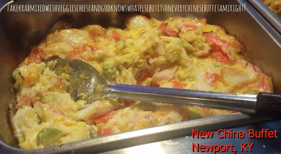 Make Yummy Chinese Buffet Style Crab Casserole Delicious With Images Crab Casserole Immitation Crab Recipes Chinese Buffet Crab Casserole Recipe