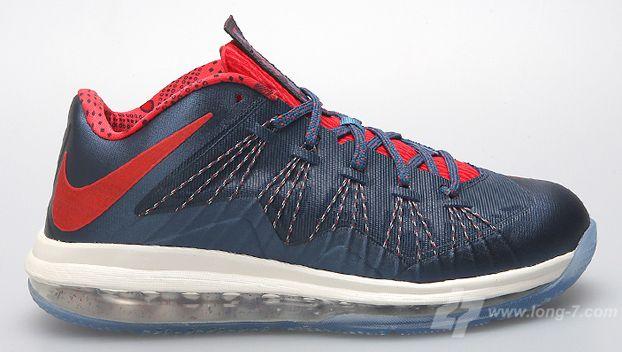 388742808fd6 Nike LeBron X (10) Low  USA