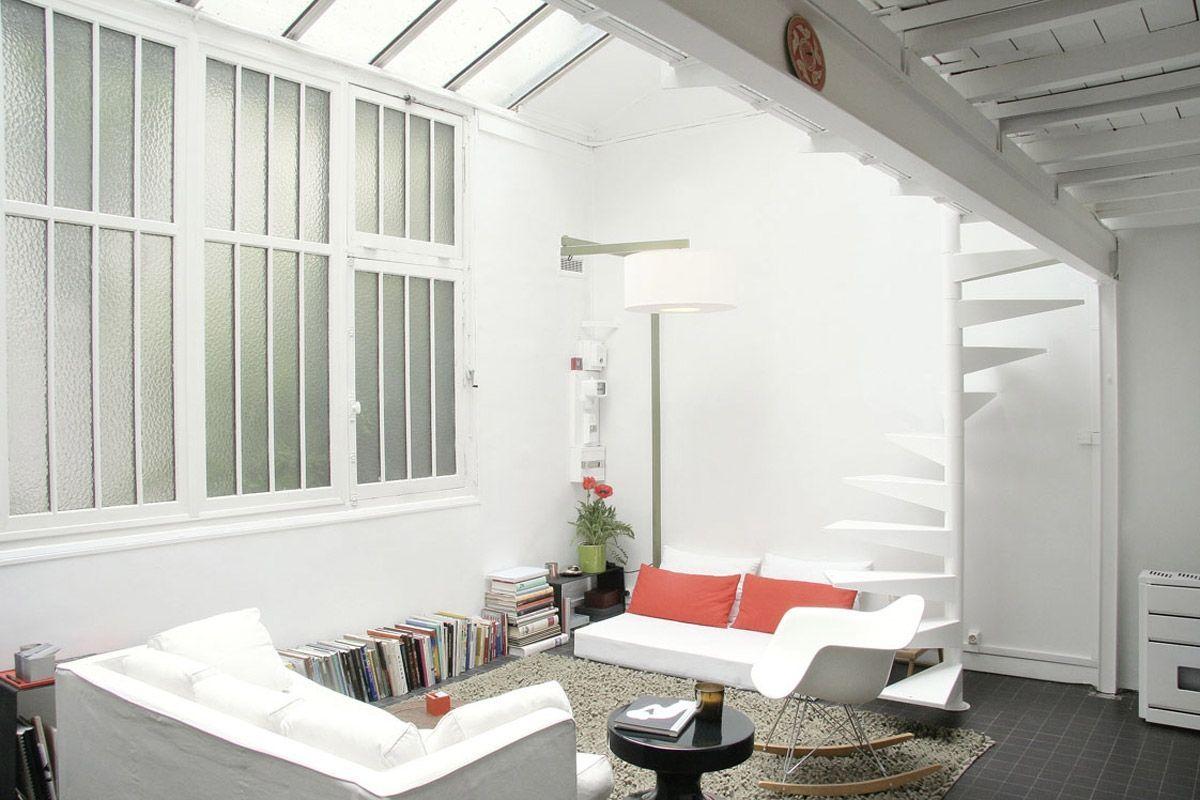 Architecture D Interieur Salon Moderne | Decoration Interieur ...