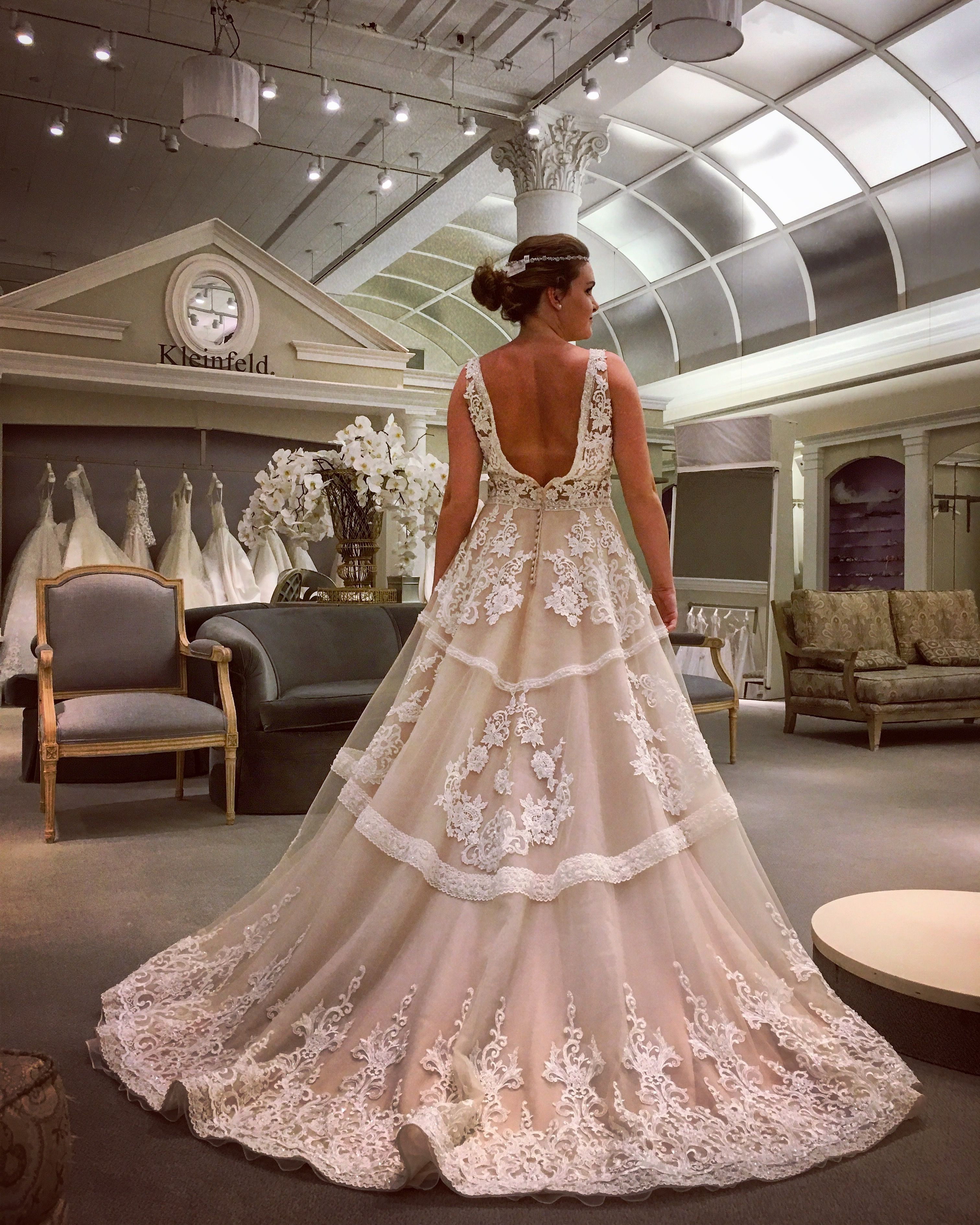 Randy Fenoli Wedding Dress. RUSTIC. Whimsical. Randy