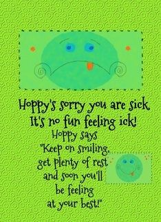 Get Well Soon Cards For Kids Google Search Kindergarten Crafts